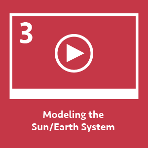 Link to Middle School Activity 3 Teacher's Guide - Modeling the Sun/Earth System.