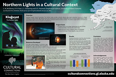 2017 cultural connections poster